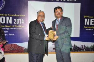 NEOCON 2014 Hyderabad with Dr Karthik Nagesh