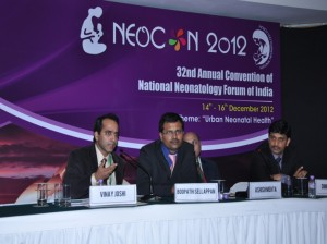 NEOCON 2012 Delhi. Ventilation Panel discussion