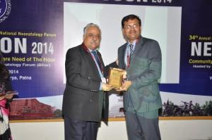 NEOCON 2014 Hyderabad with Dr Karthik Nagesh